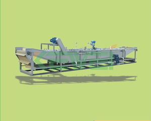 vegetable / potato / peanut blanching machine