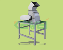 Vegetable crusher / coconut crushing machine / crusher