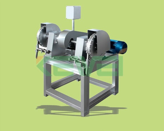 Coconut cutting / dehusking machine