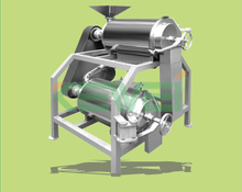 grape juice extractor/grapes juicer/Fruit Pulping Machine