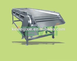 industrial vegetable and fruit sorting machine