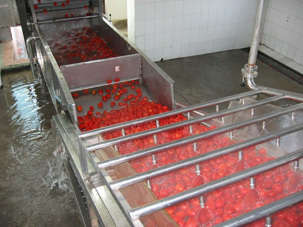 mini juice production line/tomato paste processing line