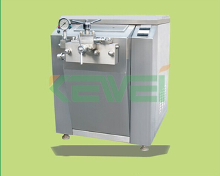 vacuum milk pasteurizer and homogenizer / honey homogenizer