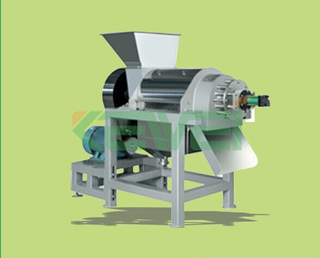 commercial carrot juicer machine / ginger processing machine